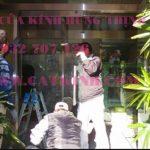 Chuyên nhận sửa chữa cửa kính – sửa cửa kính cường lực UY TÍN nhất tại Tphcm