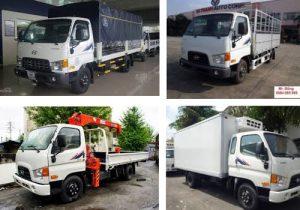 Mua bán các loại xe tải hyundai 3,5 tấn cũgiá tốt tại Tp HCM