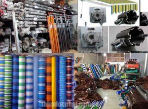Địa chỉ chuyên phân phối những phụ kiện mái hiên, mái hiên di động giá rẻ và uy tín nhất tại Tphcm