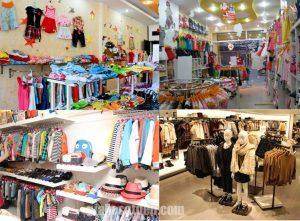 Nhận thiết kế và làm các mẫu giá kệ treo quần áo shop trẻ em Uy Tín theo yêu cầu tại Tphcm