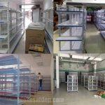 Tư vấn, cung cấp kệ sắt để hàng giá rẻ Uy Tín nhất tại Tphcm