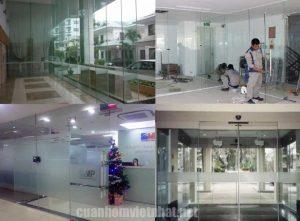 Lắp đặt vách kính cường lực văn phòng giá rẻ, đẹp và uy tín nhất tại Tphcm