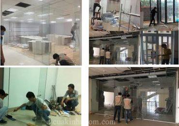 Dịch vụ sửa cửa kính văn phòng Tphcm – Gọi là có mặt liền