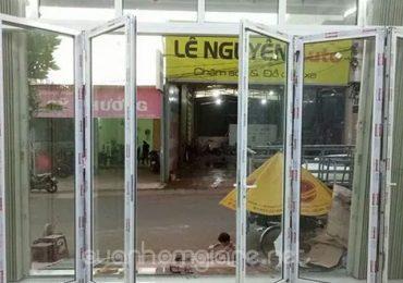 Làm cửa nhôm xingfa hiện nay có giá bao nhiêu tiền 1m2 tại Tphcm (SG)